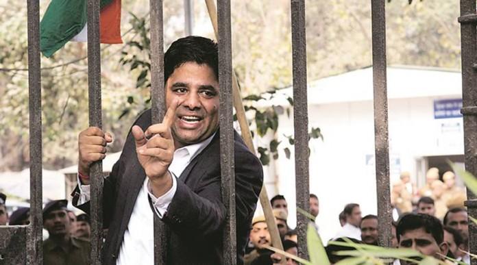 Lawyer Vikram Singh Chauhan