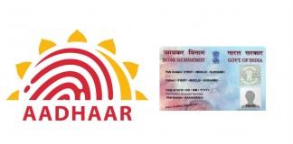 Linking Aadhar