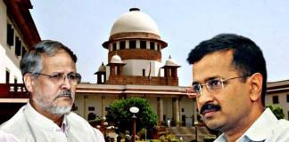 Delhi Govt Arvind Kejriwal Najeeb Jung