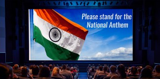 National Anthem in Cinema