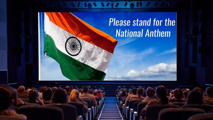 National Anthem in Cinema