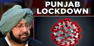 Punjab Lockdown
