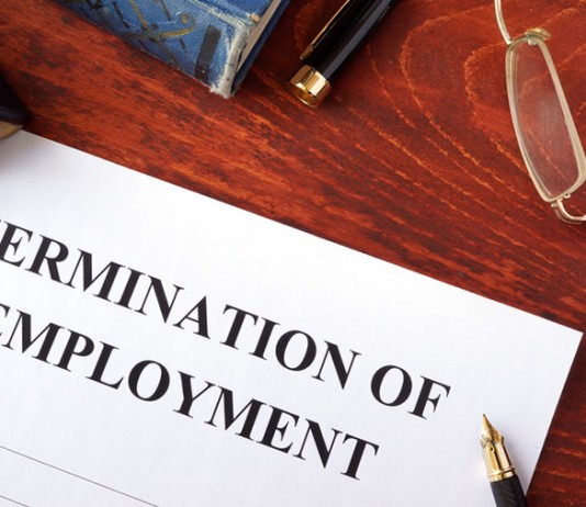 Termination of an Employee