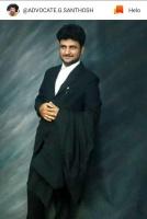 Advocate G Santhosh