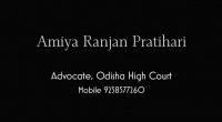 Advocate Amiya Ranjan Pratihari